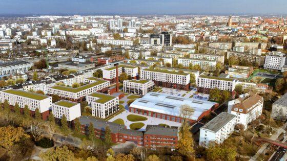 Inwestycję we Wrocławiu wybuduje PORR S.A.
